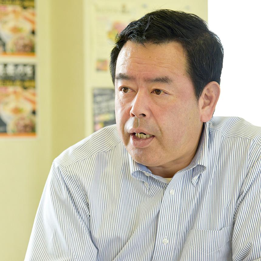 かつ政グループ 代表取締役 秋山俊雄